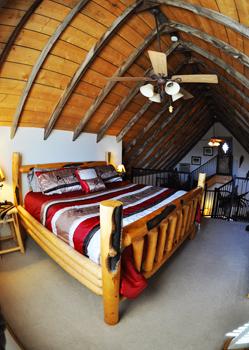 Retreat Upper Deck