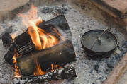 Dutch Oven Dinners at the Wild West Retreat